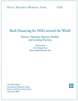 2008-WB-Bank-Financing-for-SMEs-around-the-World