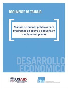 2009-Usaid-Idea-Manual-Buenas-Prácticas-Programas-Apoyo-Pymes