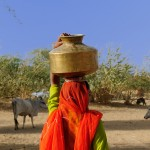 Empoderamento Feminino – inserção econômica de mulheres indianas (ícone)
