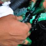 Tinturarias Eficientes – menos combustível, menos poluentes (ícone)