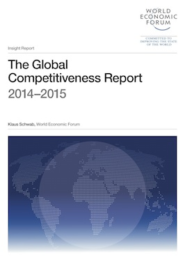 capa de WEF_GlobalCompetitivenessReport_2014-15